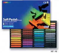 Набор сухой пастели Mungyo Soft Pastel For Artists 48