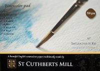 Альбом St Cuthberts Mill, Watercolor pad, формат А4, 260 г/м 20 листов,