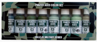 Набор №4 Model Color Panzer Aces 8 цв