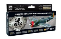 Набор Model Air - US ARMY CORPS EUROPEN THEATER OP.ETO WWII