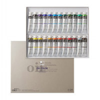 SH ARTISTS' OIL COLOR TUBE набор 24 шт. 20мл